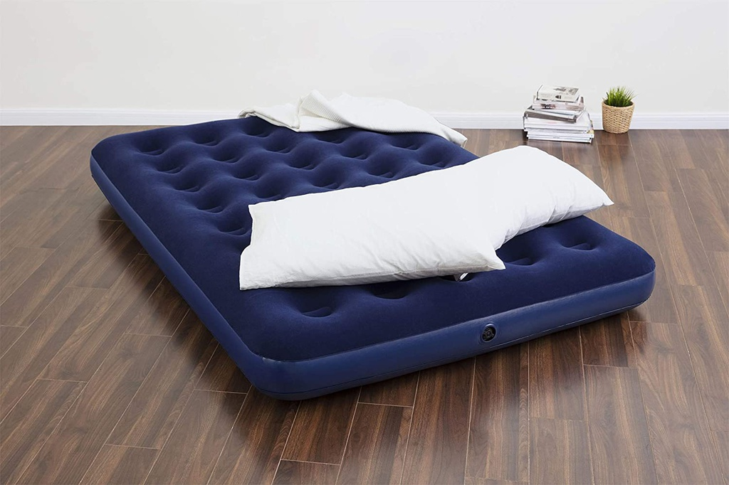 191x137x22 Flocked Air Bed/Double