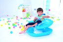 !!76x76 Transparent Child's Chair