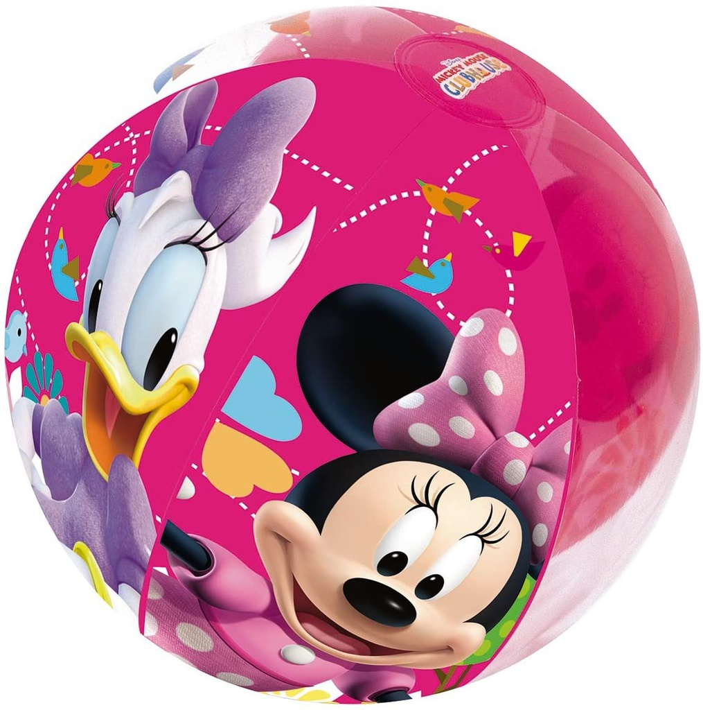 MINNIE AND DAISY BEACH BALL  50