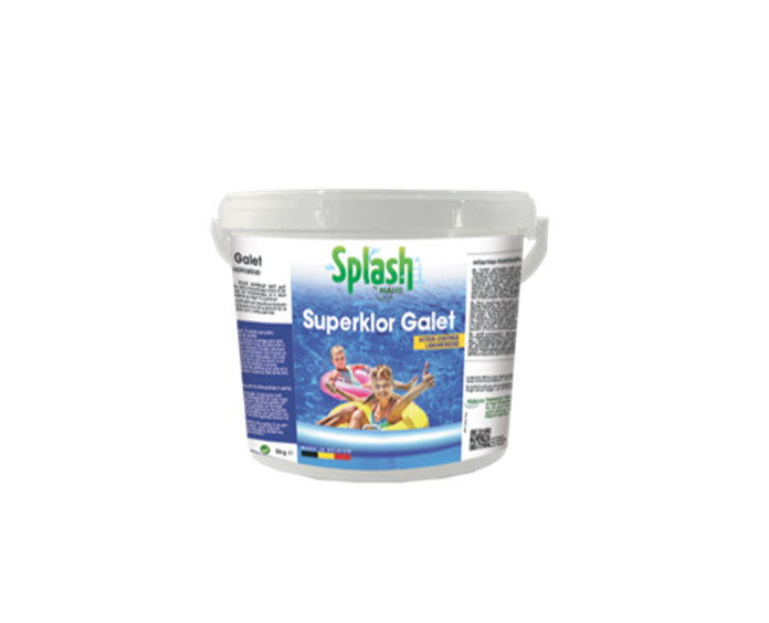 Splash Superklor Galet 5kg